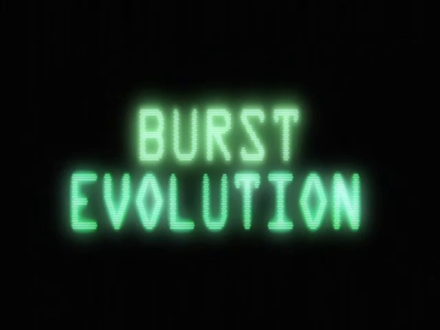 Digivice Burst Evolution